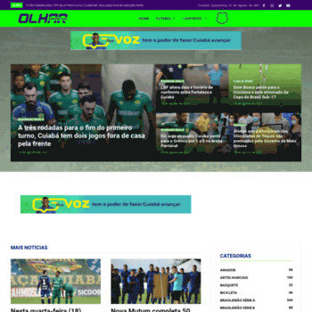 Olharesportivo.com.br thumbnail