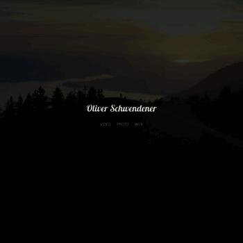 Oliverschwendener.ch thumbnail