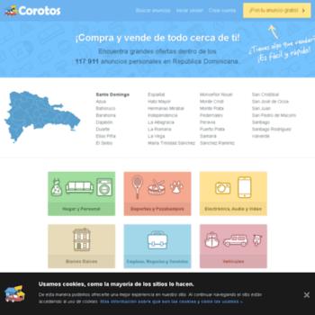 corotos.com republica dominicana