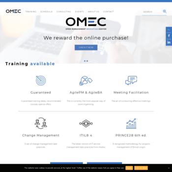 Omec.pl thumbnail