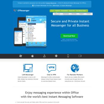 omessenger com at WI  LAN Instant Messenger - Outlook