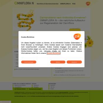 Omniflora.info thumbnail