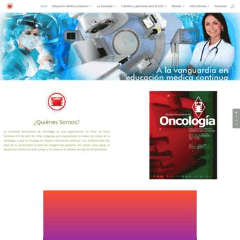 Oncologia.org.ve thumbnail