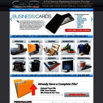 onedaycopy co at WI  Copyland | Print | Copy | Direct Mail