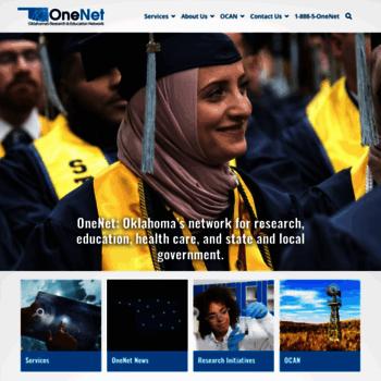 Onenet.net thumbnail