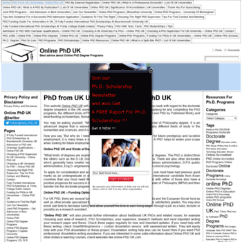 Online-phd-uk.co.uk thumbnail