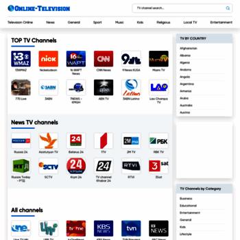 Online-television.net thumbnail