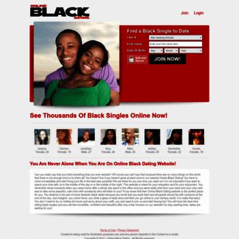 Black dating uk