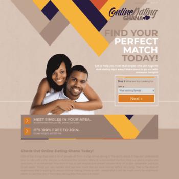 Ghana Internett dating