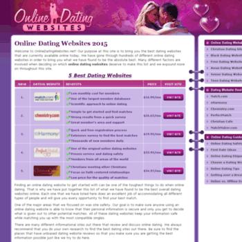 bedste datingwebsites 2015 30 år gammel mand datering en 40 år gammel kvinde