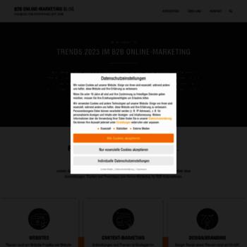 Onlinemarketing-blog.de thumbnail