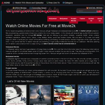 Onlinemovie2k.in thumbnail