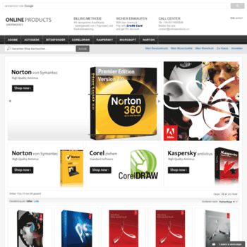 Onlineproducts.co thumbnail