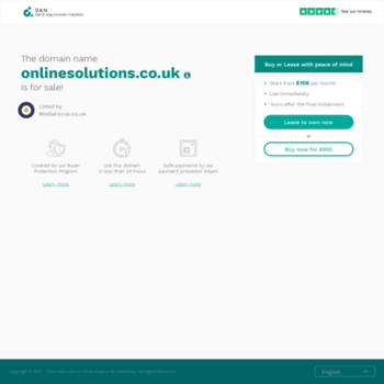 Onlinesolutions.co.uk thumbnail