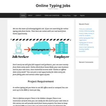 onlinetypingjobs net at WI  Online Captcha Typing Jobs
