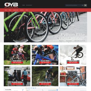 Onyourbike.co.uk thumbnail