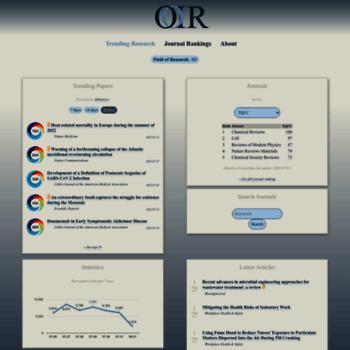 Ooir.org thumbnail