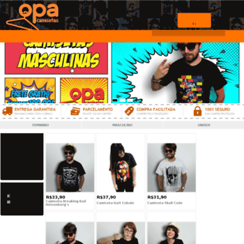 Opacamisetas.com.br thumbnail