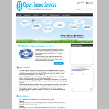 Opensourceservices.in thumbnail