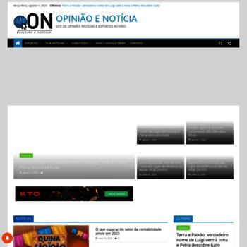 Opiniaoenoticia.com.br thumbnail