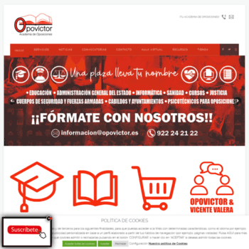 Opovictor.es thumbnail