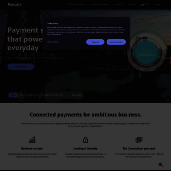 Optimalpayments.com thumbnail