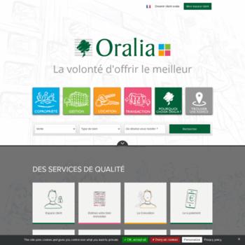 Oralia.fr thumbnail