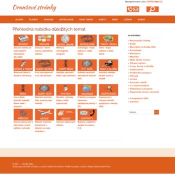 Oranzovestranky.cz thumbnail