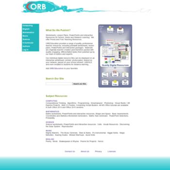 Orbeducation.com.au thumbnail