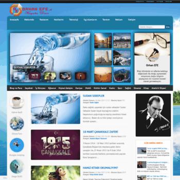 Orhanefe.com.tr thumbnail
