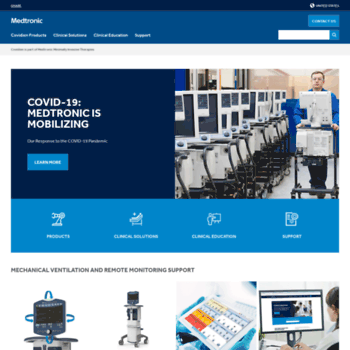 oridion com at WI  Medtronic Minimally Invasive Therapies