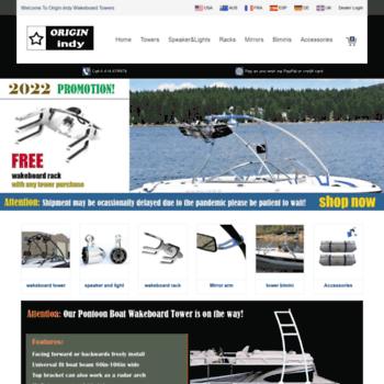 Origintower.com.au thumbnail