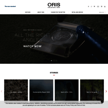 oris.ch at WI. Oris. Swiss Watches in Hölstein since 1904. 1007c27f3b