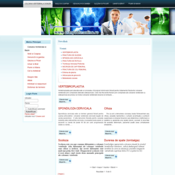 Ortopediaonline.ro thumbnail