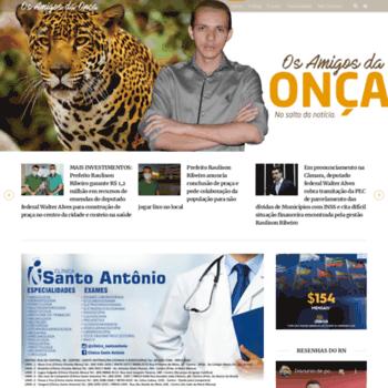 Osamigosdaonca.com.br thumbnail