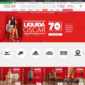 Oscarcalcados.com.br thumbnail