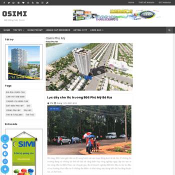 Osimi.net thumbnail