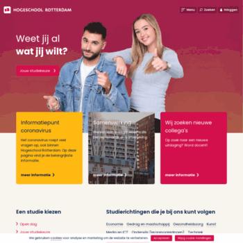 osiris hro nl at WI  Login Hogeschool Rotterdam