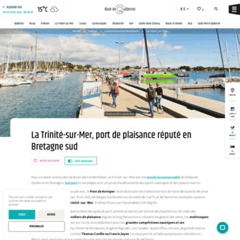Ot-trinite-sur-mer.fr thumbnail