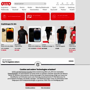 Ottoversandcom At Wi Otto Mode Möbel Technik Zum Online Shop