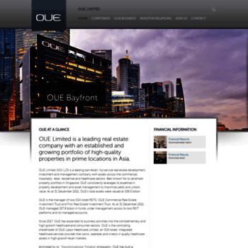 Oue.com.sg thumbnail