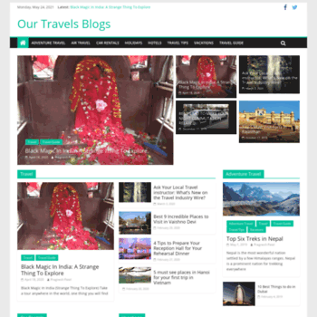 ourtravelsblogs com at WI  Top Travel Blogs 2019  Travel Guest Post Blog