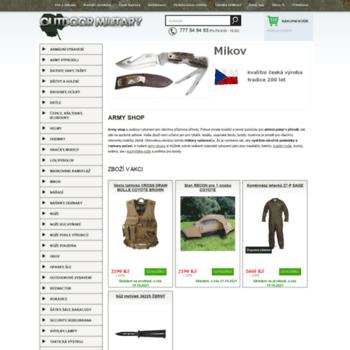 Outdoor-military.cz thumbnail