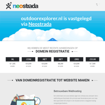 Outdoorexplorer.nl thumbnail