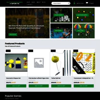 Outdoorgames-n-sports.ca thumbnail
