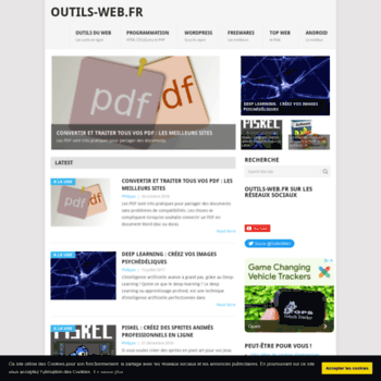 Outils-web.fr thumbnail