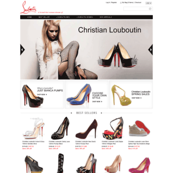 Outletchristianlouboutin.us.com thumbnail