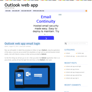 Outlookwebapp.org thumbnail