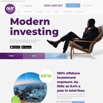 Outvest.co.za thumbnail