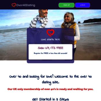 Dating για 40 + UK εφαρμογές γνωριμιών στις ΗΠΑ